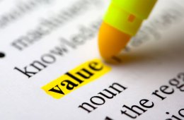Our Value. . .