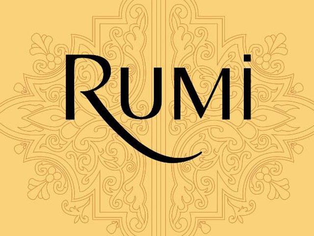 Rumi. . .