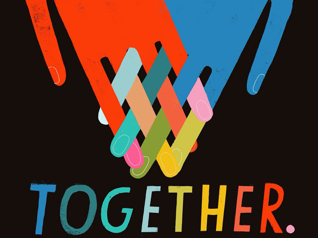 Together. . .