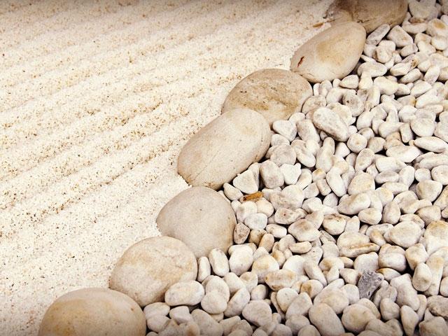 Rocks, Pebbles, Sand. . .