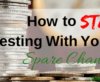 How to Start Investing With Your Spare Change!