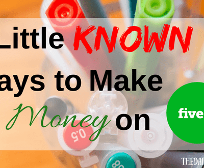 24 Little Known Ways to Earn Money on Fiverr!