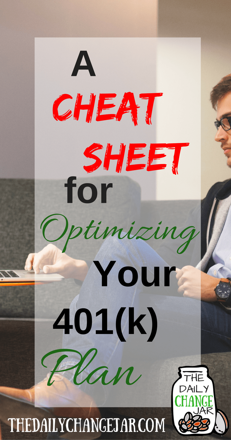 Is your 401k working hard for you? In this post I review the key things you can do to optimize your 401k to make it work harder for you! Click the image to check out the tips and tricks to optimizing your 401k plan! 401k | betterment | budget | debt | fidelity | financial independence | index funds | investing | ira | mortgage | personal capital | personal finance | real estate investing | retirement | roth ira | saving | side hustle | stock investing | student loans | vanguard | wealthfront | jobs | career | credit | bankruptcy