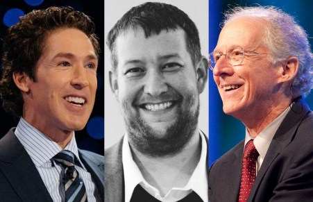 Joel Osteen, JD Hall, And John Piper Said WHAT?!