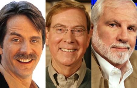 Jeff Foxworthy, Dr. Gary Chapman, And Rick Joyner Said WHAT?