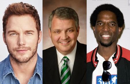 Chris Pratt, Albert Mohler, And A.C. Green Said WHAT?
