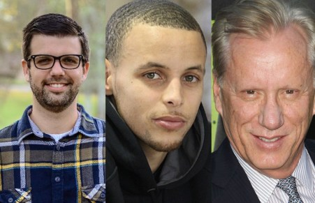 Find Out What Stephen Curry, Stephen Altrogge, And James Woods…