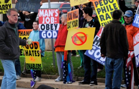New Low? Westboro Baptist Church Is Now Protesting William Lane…