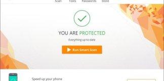 Avast Free Antivirus 2016