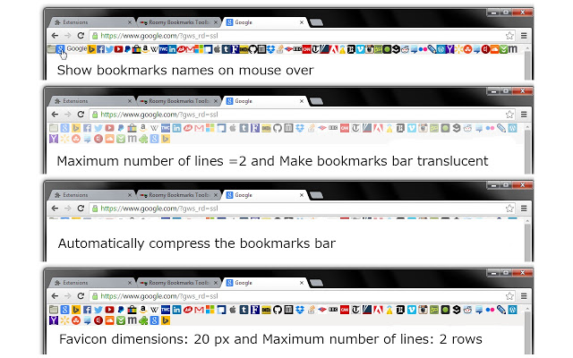 Chrome Bookmarks