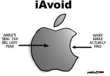 Apple Tax Rate