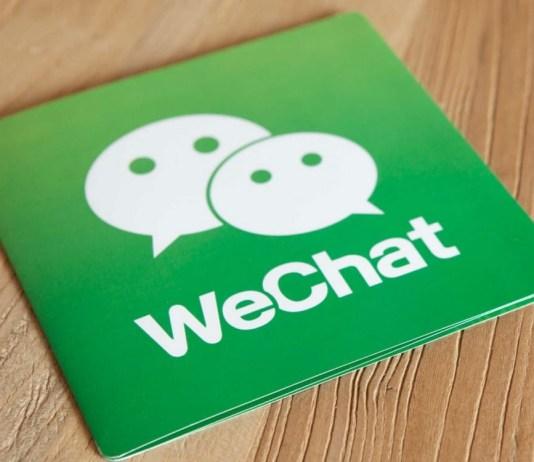 tencent's wechat