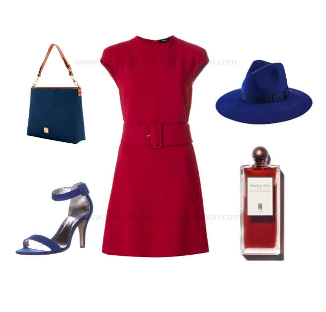 mix match primary colors fashion
