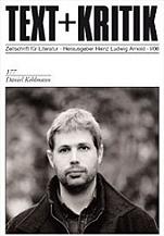 TEXT+KRITIK Daniel Kehlmann