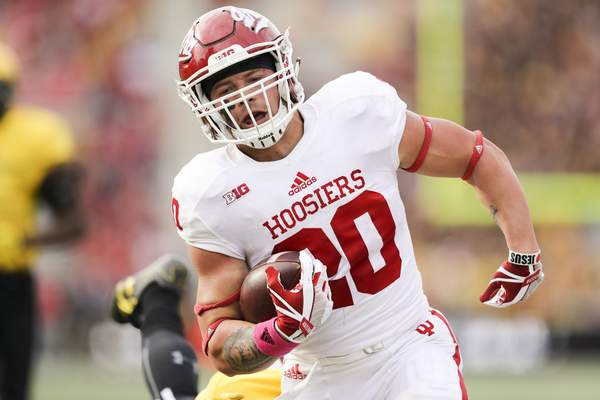 Report Iu Football Running Back Cole Gest Enters Name In