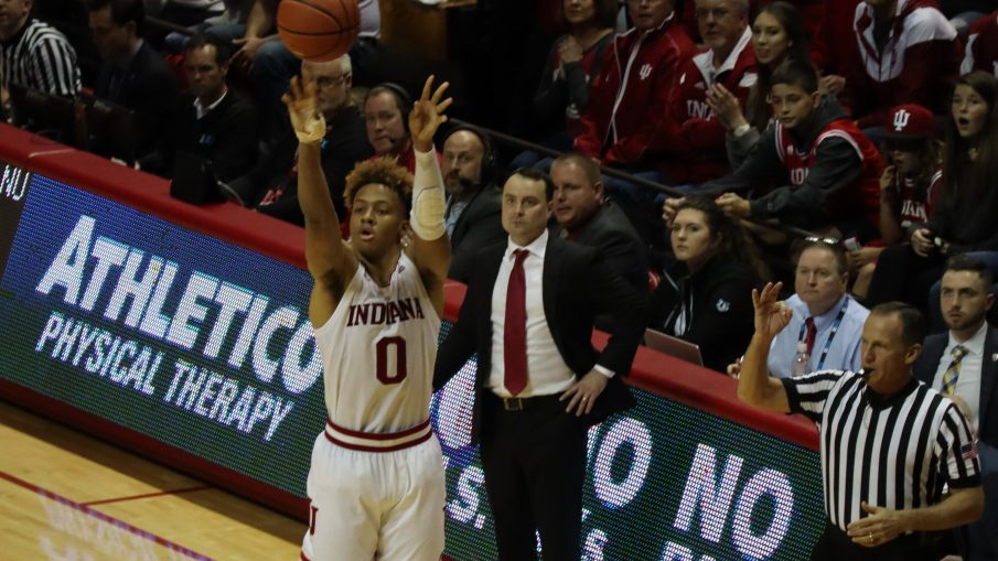 bb99538ee Romeo Langford a Pacer  It Could Happen. – The Daily Hoosier