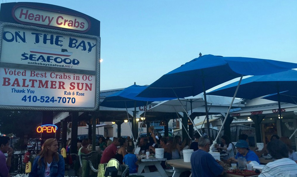 On the Bay Seafood Ocean City Md from The 7 Best