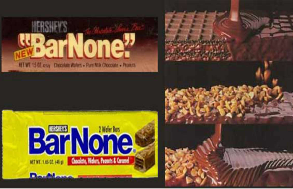 Hersheys Bar None from 9 Discontinued Snack Foods We Wish