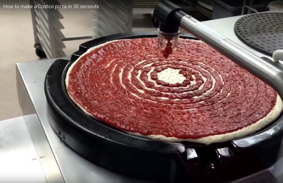 Their Pizzas Take Under a Minute to Prep from 11 Things