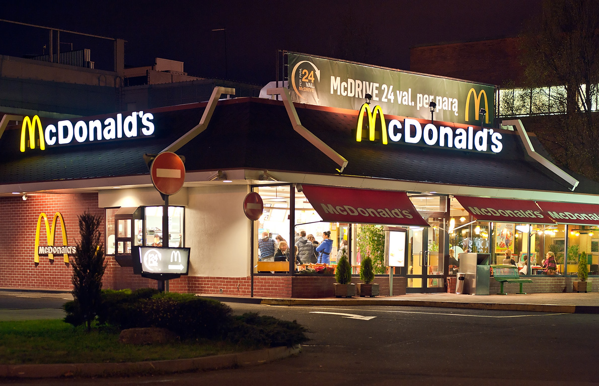 The Man Who Drove Drunk to McDonalds Twice in One Night