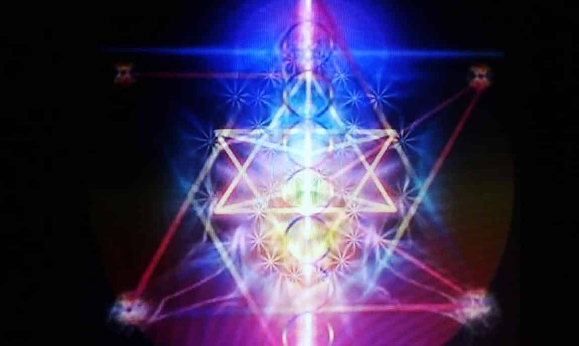 Actually THIS Is How To Do Merkaba Meditation Properly