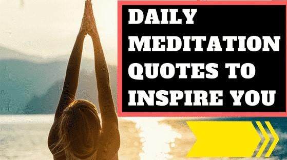 best meditation quotes