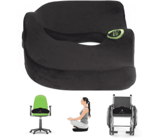 zen cushion memory foam seat