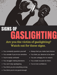 gas lighting abuse