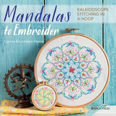 Mandalas to Embroider (Carina Envoldsen-Harris)
