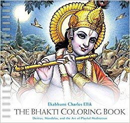 The Bhakti Coloring Book (Ekabhumi Charles Ellik)