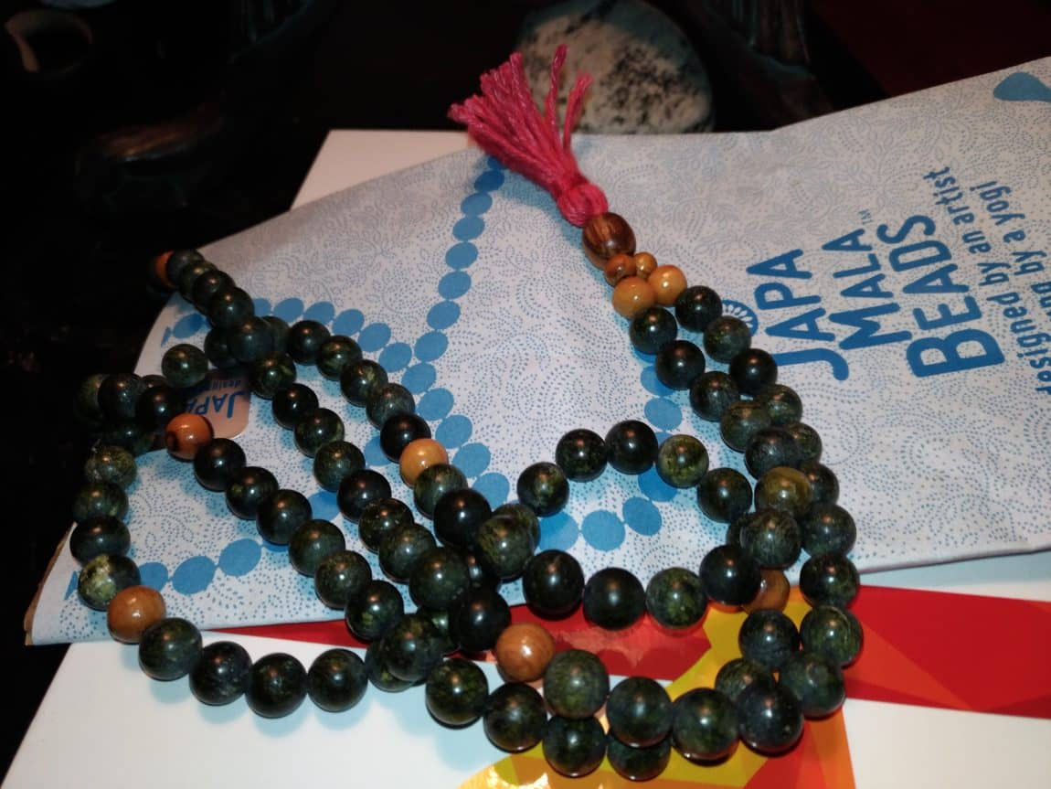 When You Wear These Malas You Truly Feel The Energy