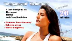 Steps For Anapansati Meditation From Anapanasati Sutta