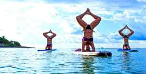 A Buyers Guide To The Best Paddle Boards For Yoga