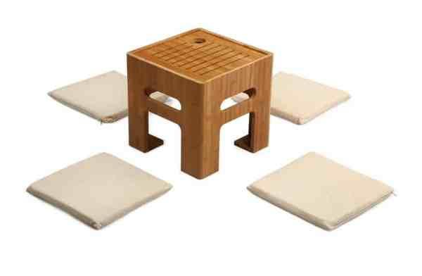 japanese tea table set