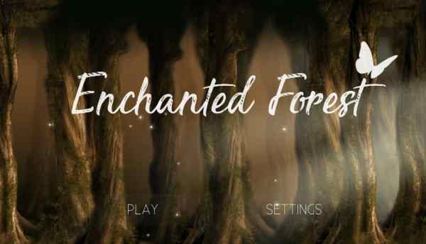enchanted forest gmae