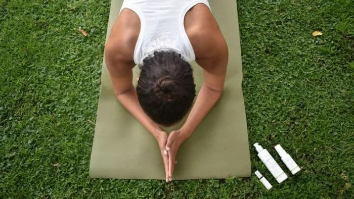Why CBD and Yoga Go Together