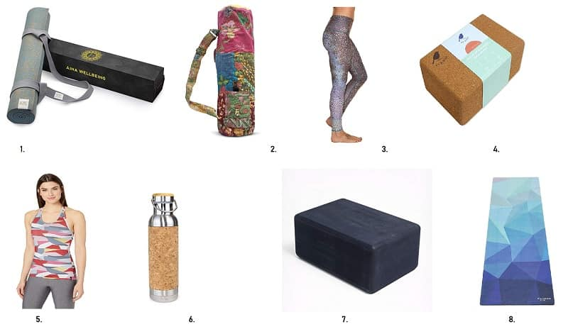 8 Best Recycled Yoga Products For Eco-Friendly Yogis