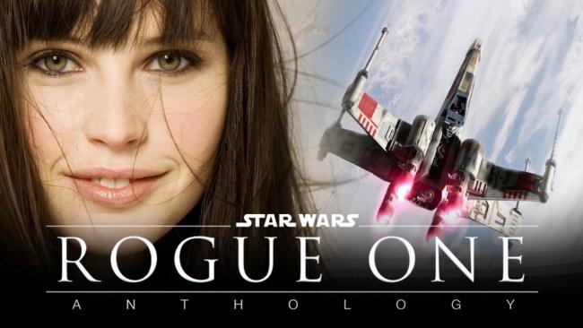 rogue one movie 2016