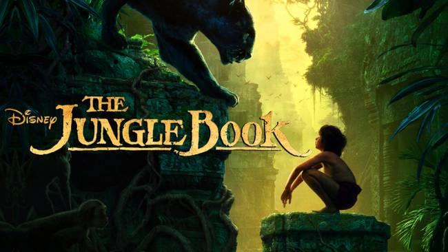 the jungle book 20016