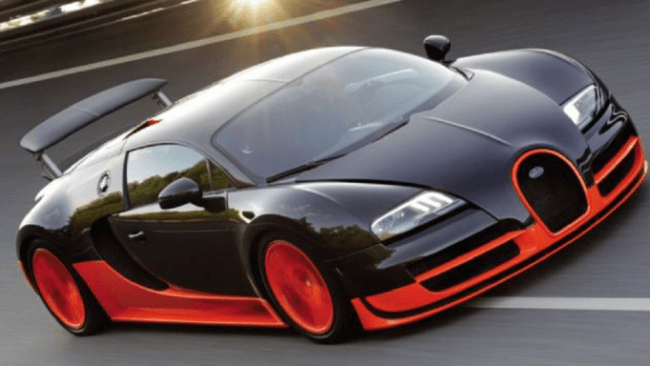 top 10 cars of the world