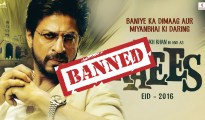 Raees Movie Banned in Pakistan