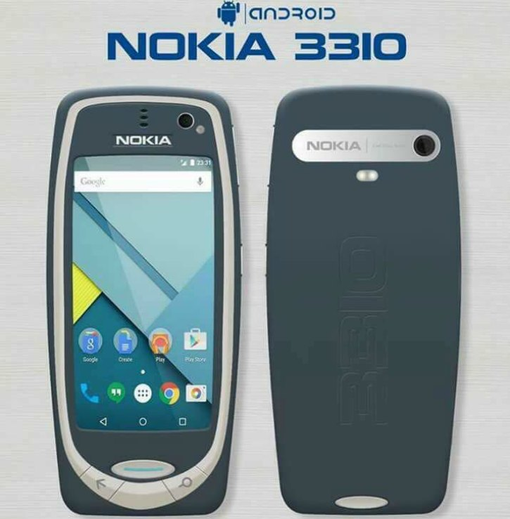 Nokia is all set to re-release Nokia 3310 along with new Nokia N-Series
