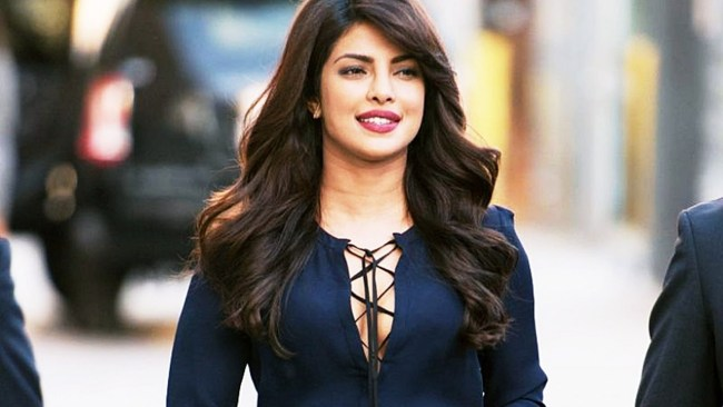 priyanka chopra about her nose