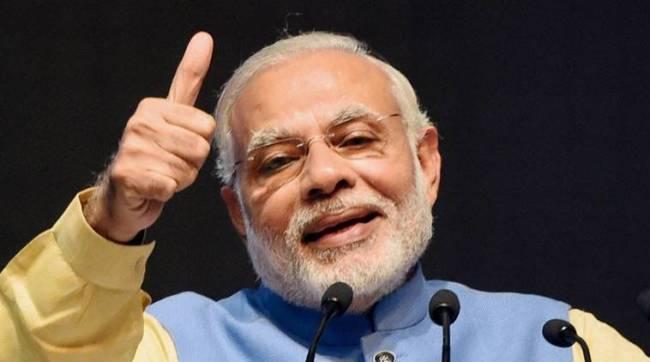 Modi most followed leader on facebook