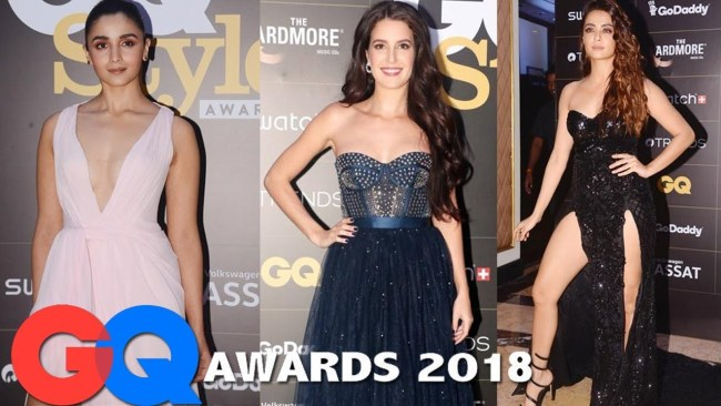 GQ Style Awards 2018