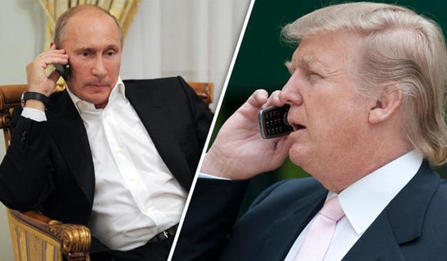 trump call to putin