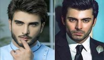 Imran Abbas and Fawad Khan