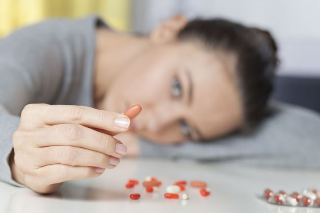 sleeping pills effects on body