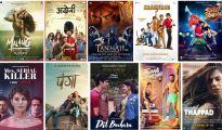 Bollywood Top 10 Movies 2020