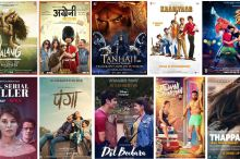 Bollywood Top 10 Movies 2020